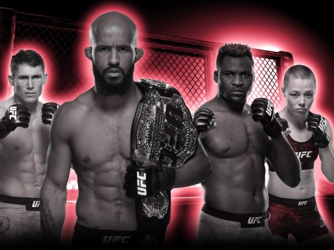 Metro.co.uk MMA Awards: Demetrious Johnson, Francis Ngannou and Rose Namajunas among winners