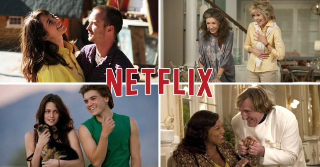 Netflix shows to watch on NYD
