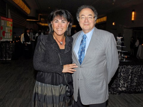 Death of billionaire drug company owner and his wife treated as 'suspicious'
