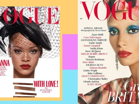 Fashion magazine covers this year were the most diverse they've ever been