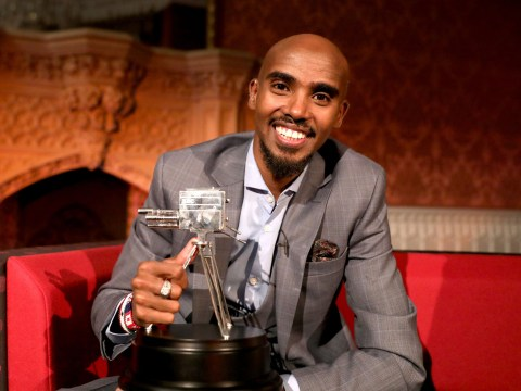 Mo Farah named 2017 Sports Personality of the Year