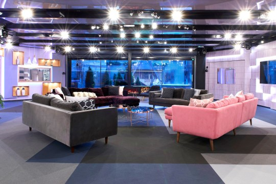 Inside new Celebrity Big Brother house as housemates prepare