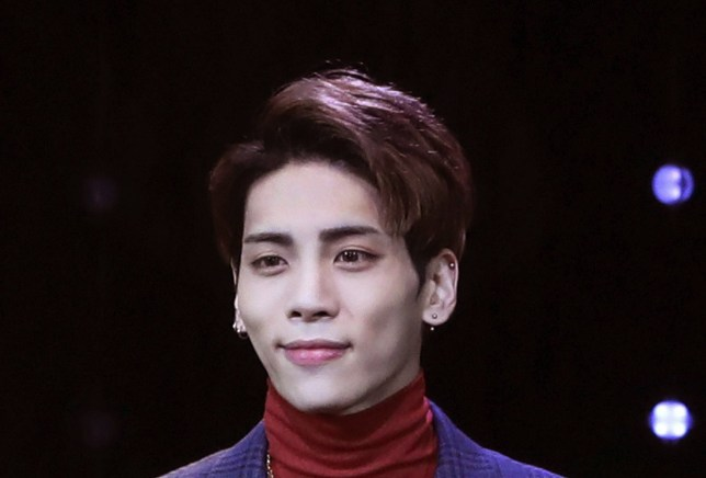 Jonghyun filmed music video and was preparing to release