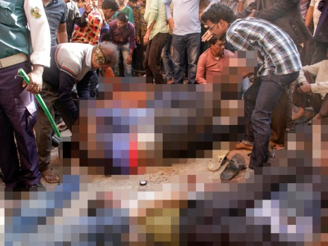 At least 10 killed in stampede for free food at religious ritual