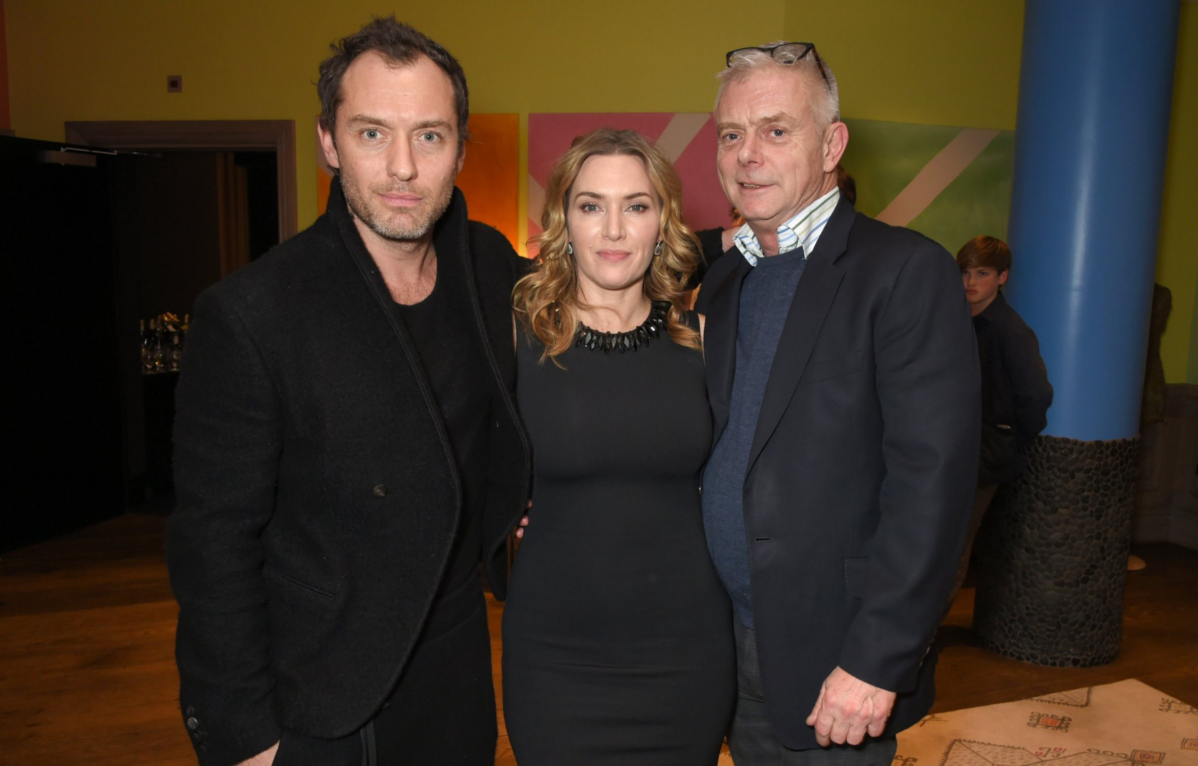 Kate Winslet and Jude Law reunite 11 years after ultimate Christmas movie The Holiday