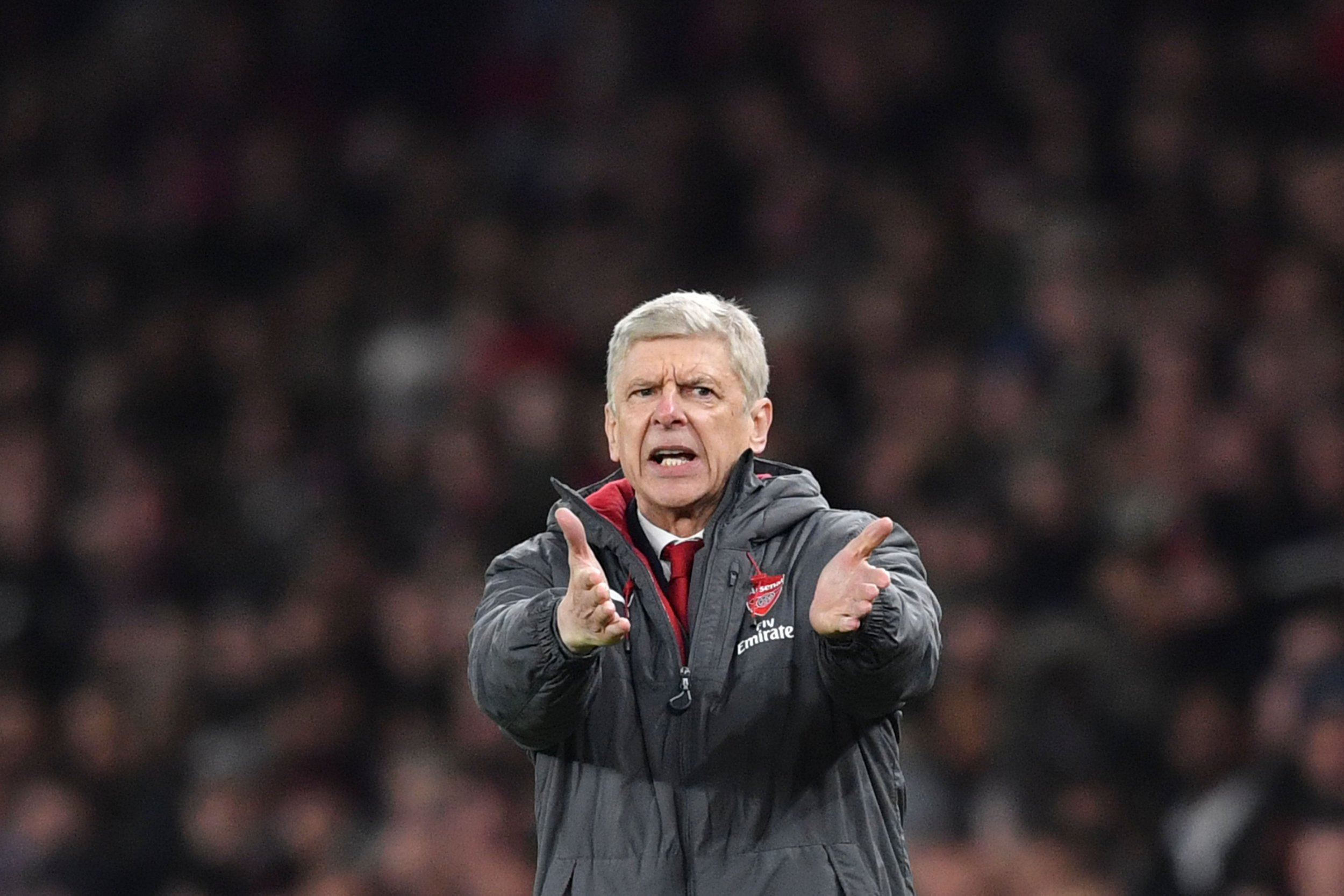 Sead Kolasinac frustrated with Arsene Wenger over snub for Arsenal's clash with Liverpool