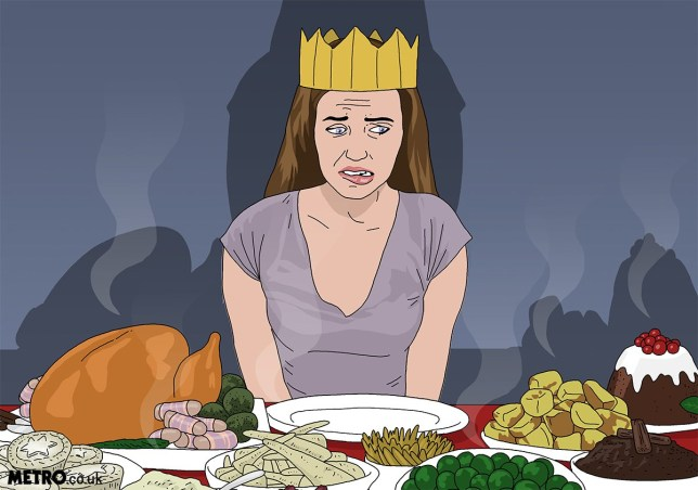 How to get through Christmas with an eating disorder