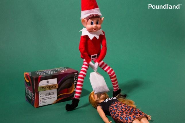 Poundland S Teabagging Christmas Advert Has Raised A Few