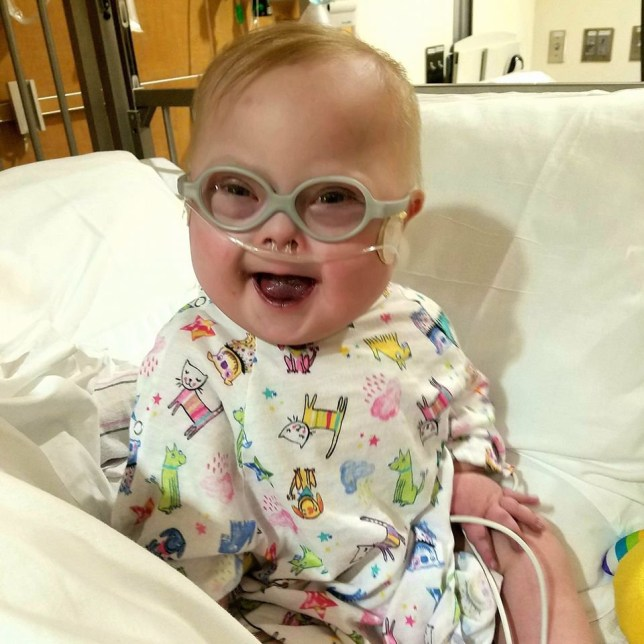 Baby with down syndrome who gained thousands of fans dies in