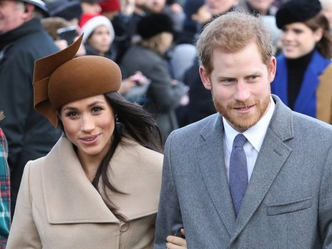Prince Harry reveals what first Christmas with Meghan was like