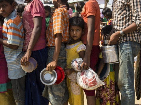 NHS has done Britain proud in Rohingya refugee crisis