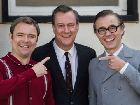 Meet the man behind Morecambe and Wise's success in new drama Eric, Ernie and Me