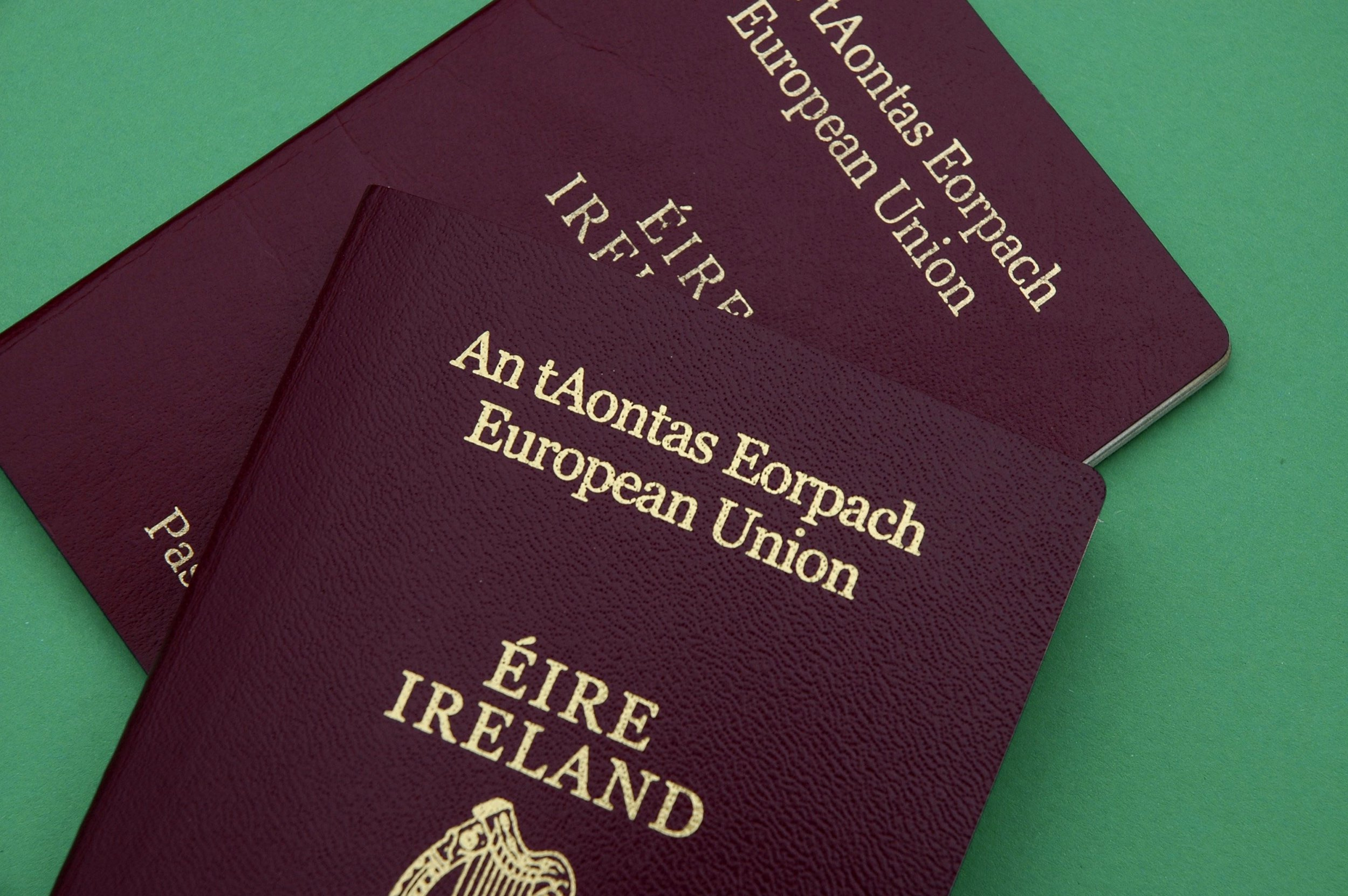 Demand for Irish passports soars in the UK post-Brexit