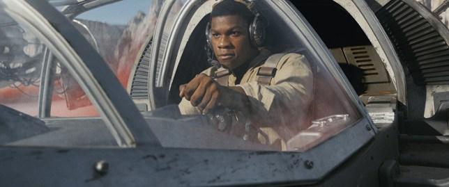 Finn - Last Jedi