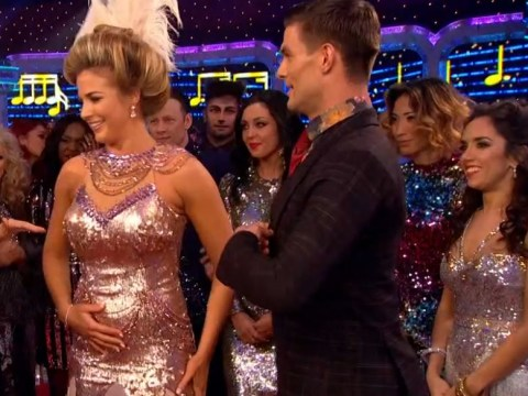 Strictly Come Dancing's Kevin and Karen Clifton keep apart during live show