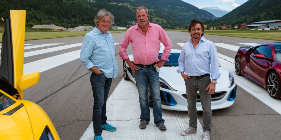 Where is the Grand Tour season two track and is it different to last year's?