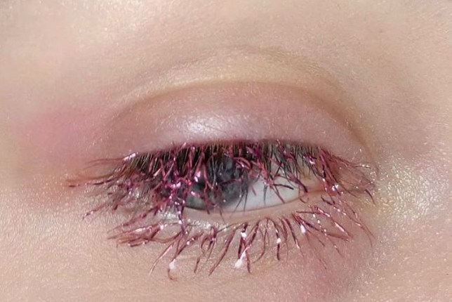 tinsel lashes