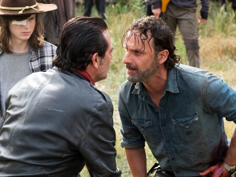 When does The Walking Dead season 8 return?