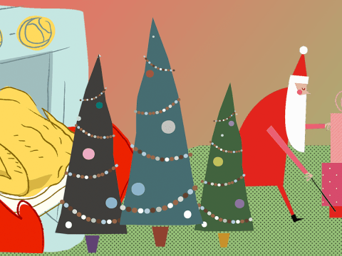 The weird truth behind some of your favourite Christmas traditions