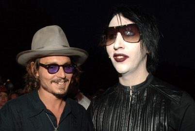 Marilyn Manson hints Johnny Depp could join his band full-time but not everyone is happy about it