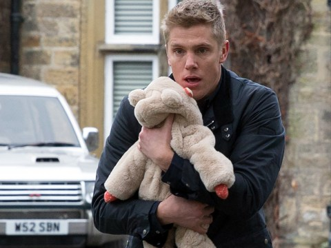 Emmerdale spoilers: Robert Sugden kidnaps baby Seb and a death tragedy unfolds