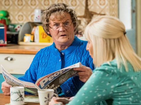 Brendan O'Carroll drops hint that full Mrs Brown's Boys series is on the cards