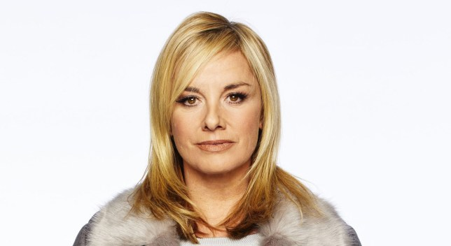 Mel returns and means business in EastEnders
