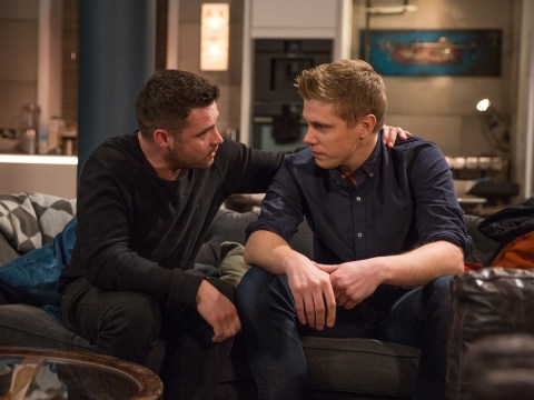 Emmerdale spoilers: Ryan Hawley and Danny Miller reveal what's next after Robert and Aaron reunite