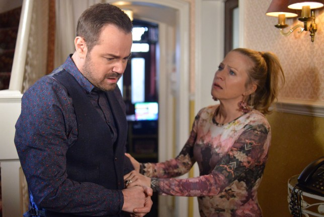 Mick and Linda learn their fate in EastEnders
