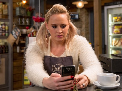 Emmerdale spoilers: Matthew Wolfenden and Amy Walsh reveal David's bad reaction to Tracy's secret past