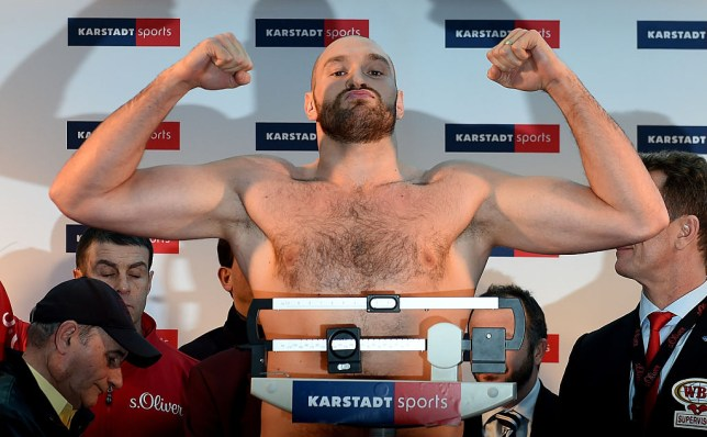 Boxing news: How much weight has Tyson Fury lost? | Metro News