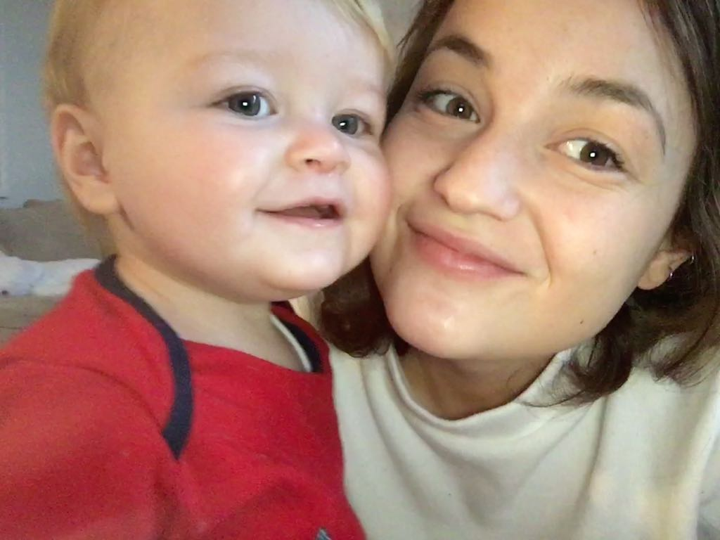 Vegan mum explains how and why she's weaning her baby onto a plant-based diet
