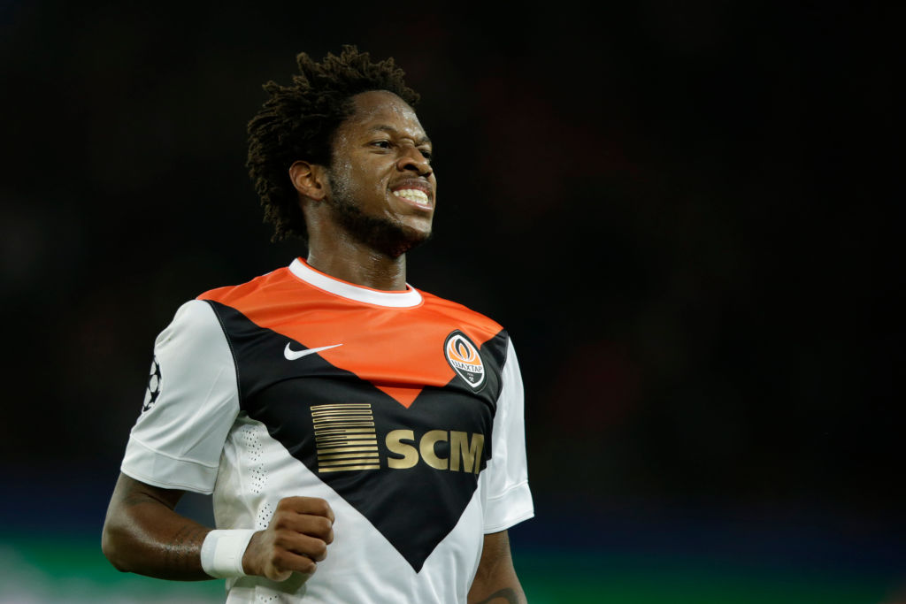 Pep Guardiola wants Man Utd & Arsenal target Fred to succeed Fernandinho