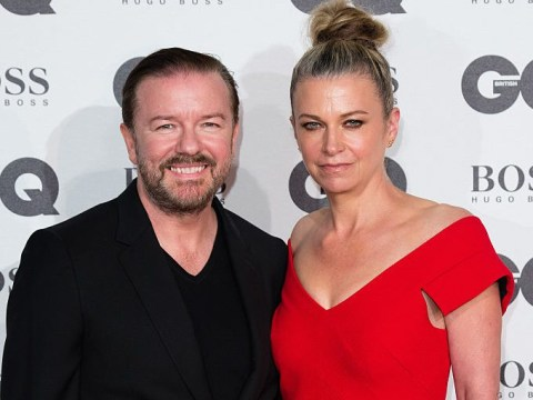 Jane Fallon reveals partner Ricky Gervais hasn't read any of her books: 'He doesn't like fiction'