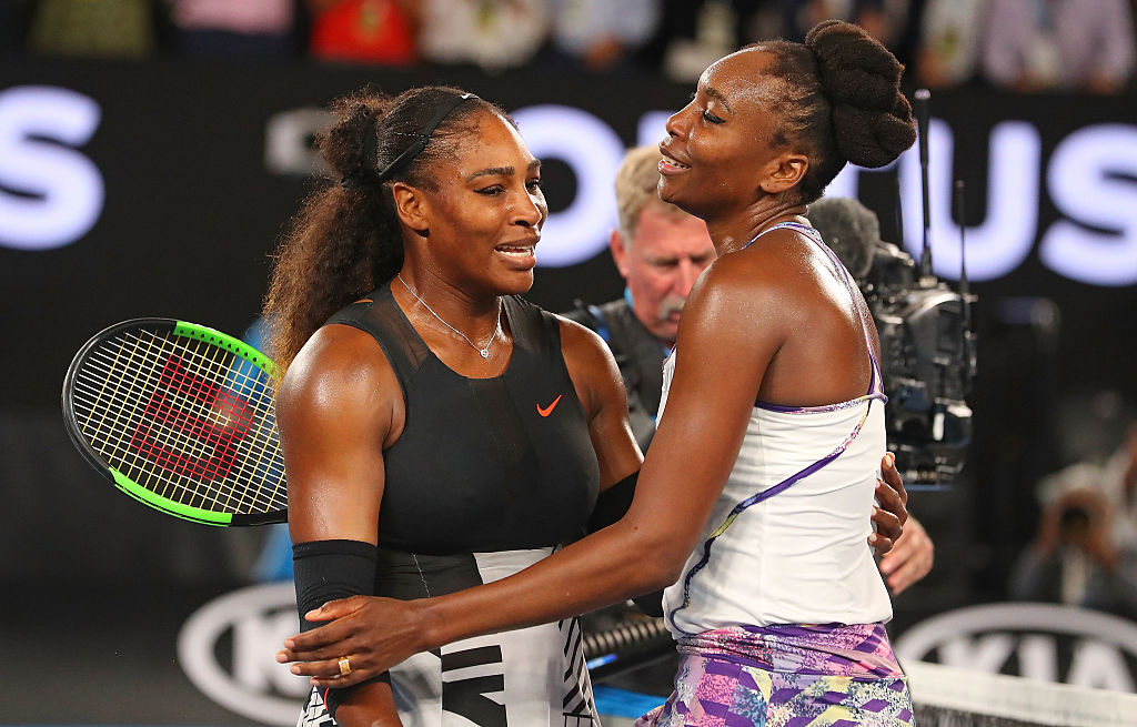 Serena Williams reveals how she shook off sisterly love to develop tactic to beat Venus