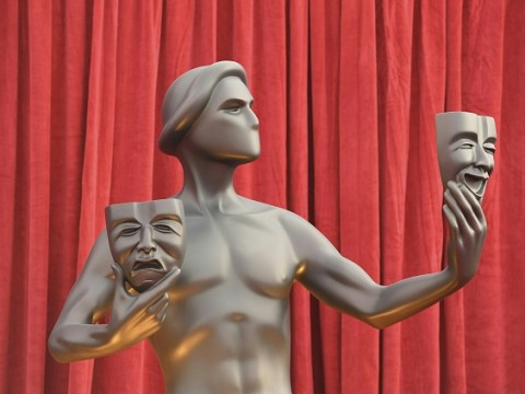 How the iconic green SAG Award is made