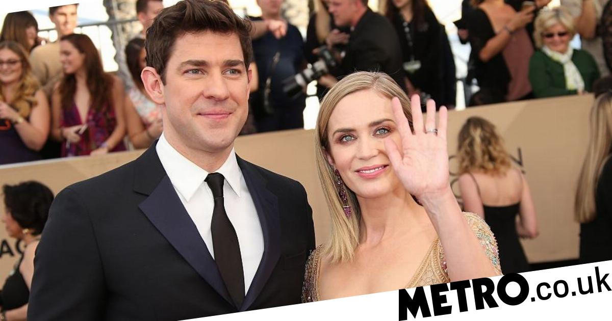 Emily Blunt Predicted Split From John Krasinski After A Quiet Place Metro News