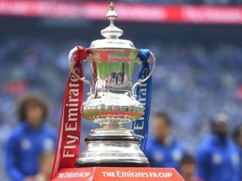 FA Cup semi-final draw: Man Utd face Tottenham and Chelsea play Southampton