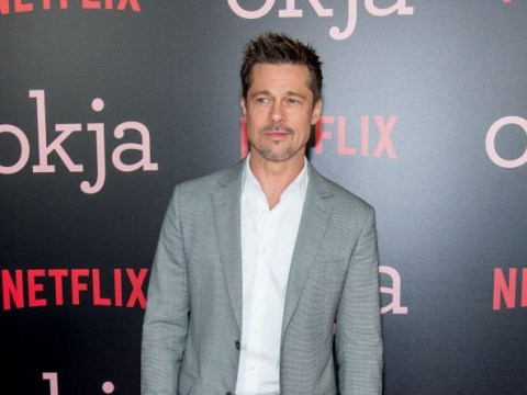 Brad Pitt goes to therapy every week as he tries to 'better himself' for his children