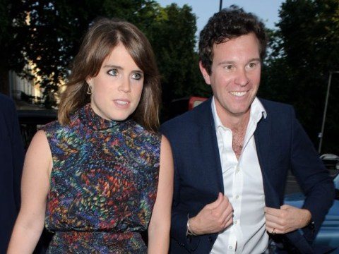 Princess Eugenie and Jack Brooksbank are apparently already related – just like Meghan and Harry