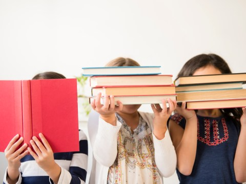 If we're going to get more women into STEM, we need to get more girls reading about science