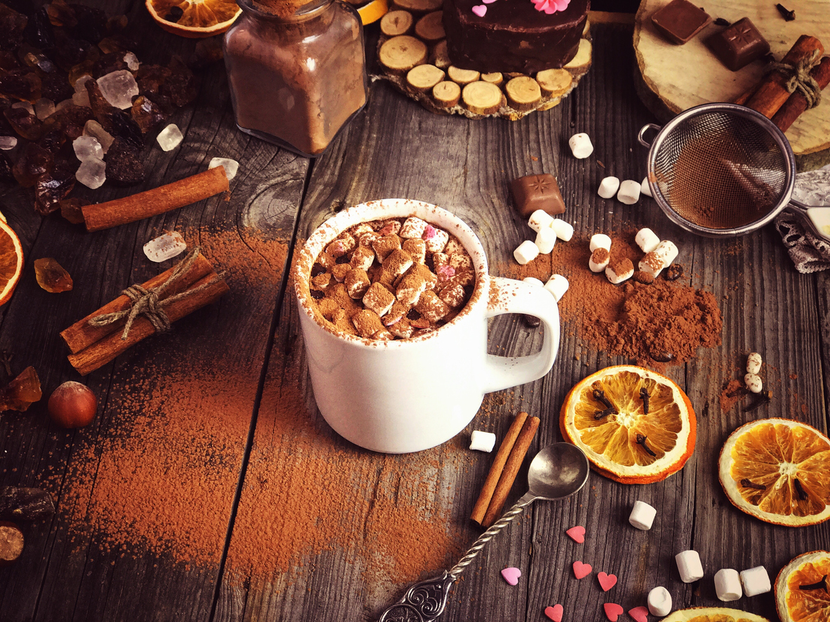 7 of London's most luscious hot chocolates