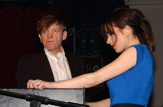 Who were Mark E Smith's three wives, how they were involved