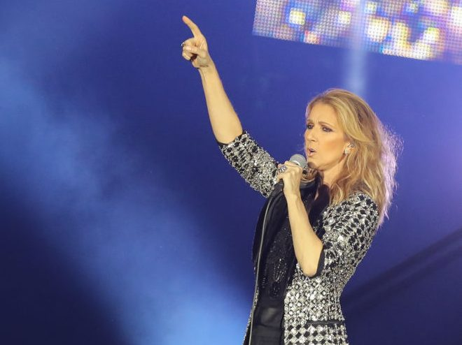 Celine Dion forced to cancel show due to nasty virus