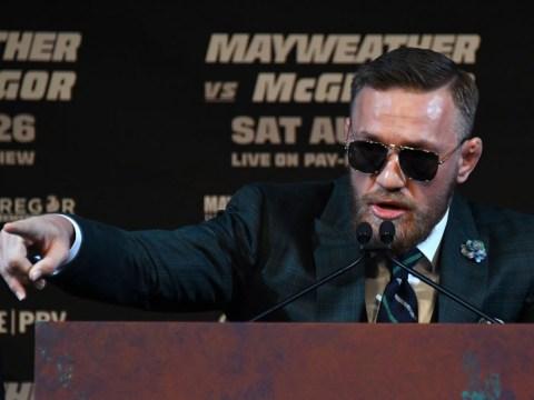 UFC star Conor McGregor responds to Khabib Nurmagomedov's call-out after battling Australian flu