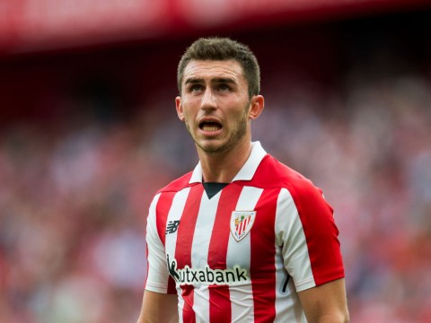 Manchester City agree club-record deal for Athletic star Aymeric Laporte