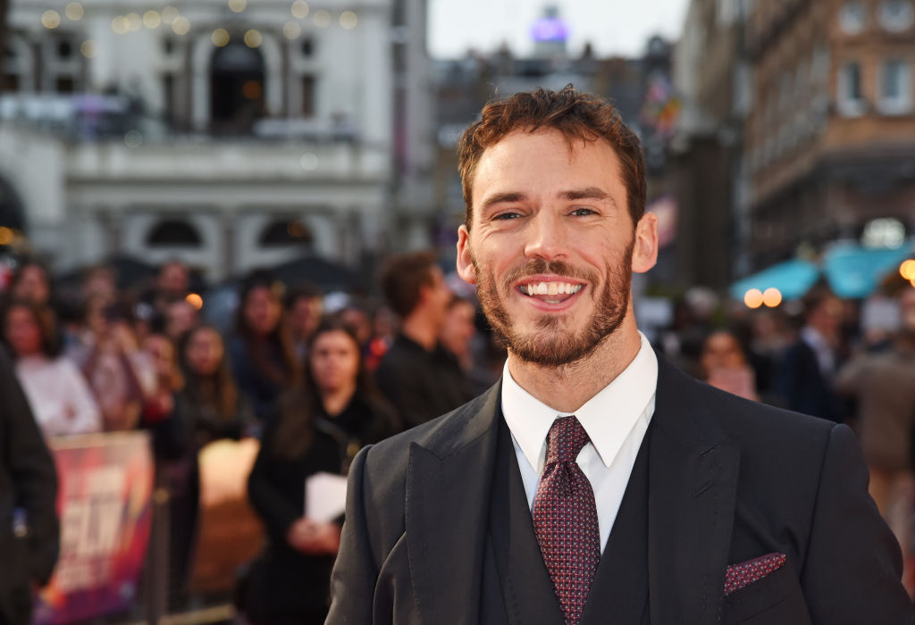 Journey's End's Sam Claflin wants us to talk about war – and not Kim Kardashian's baby