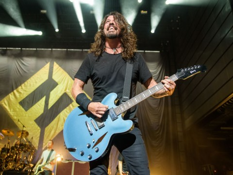Dave Grohl and daughter sang Adele's When We Were Young, and yes, it's very wholesome