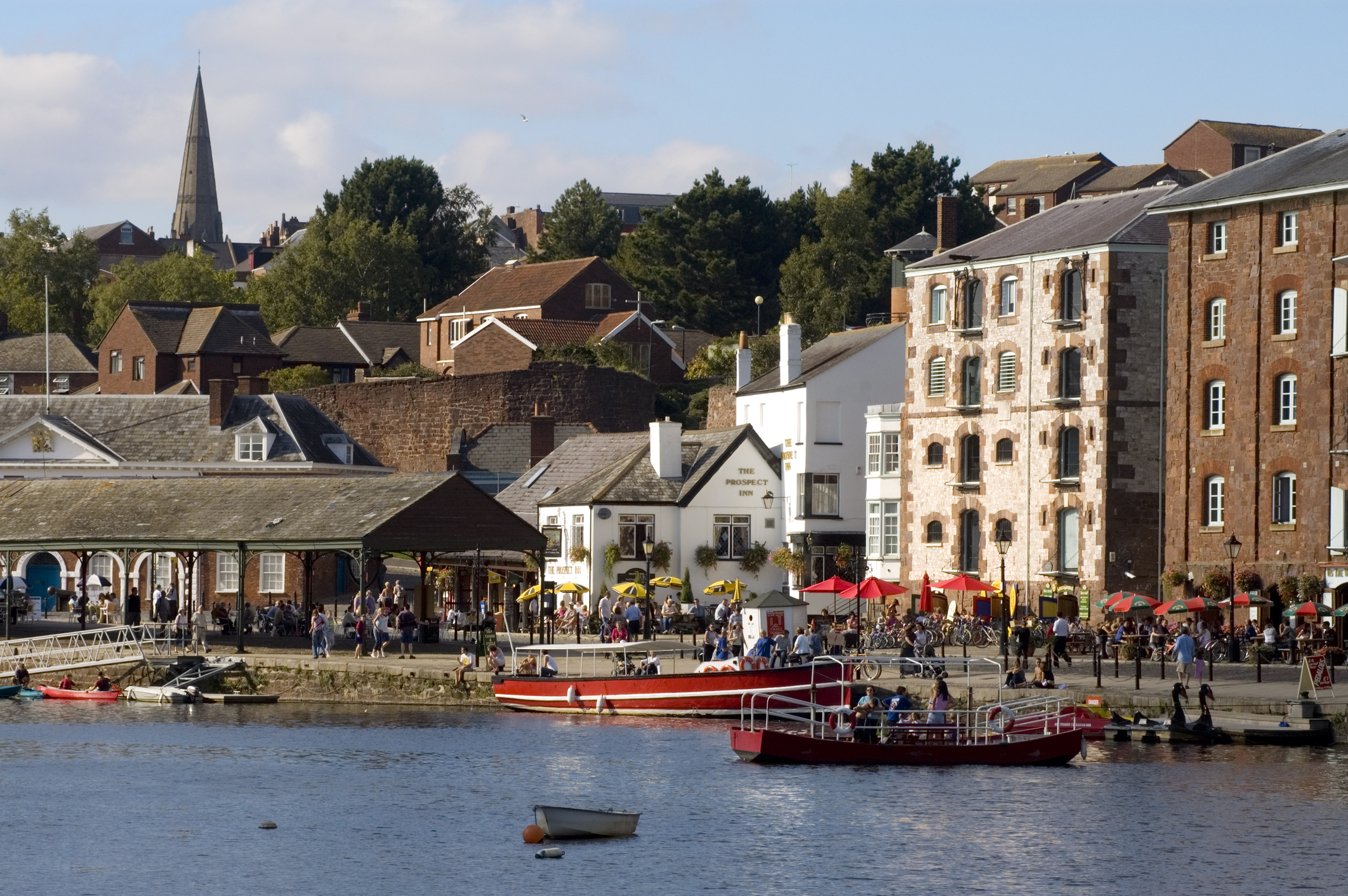 7 reasons why Exeter is a fantastic place to live