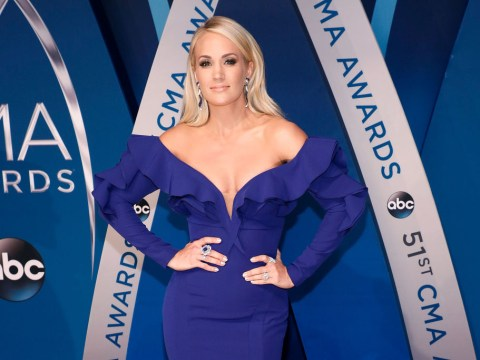 Carrie Underwood reveals nasty accident 'changed her life' and left her needing 40 stitches in her face